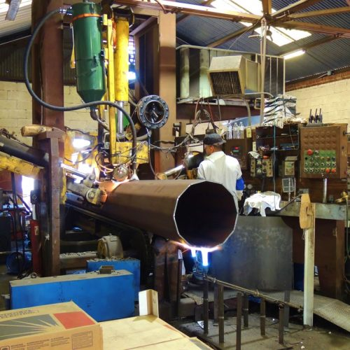 Tapertube piles manufacturer Alabama