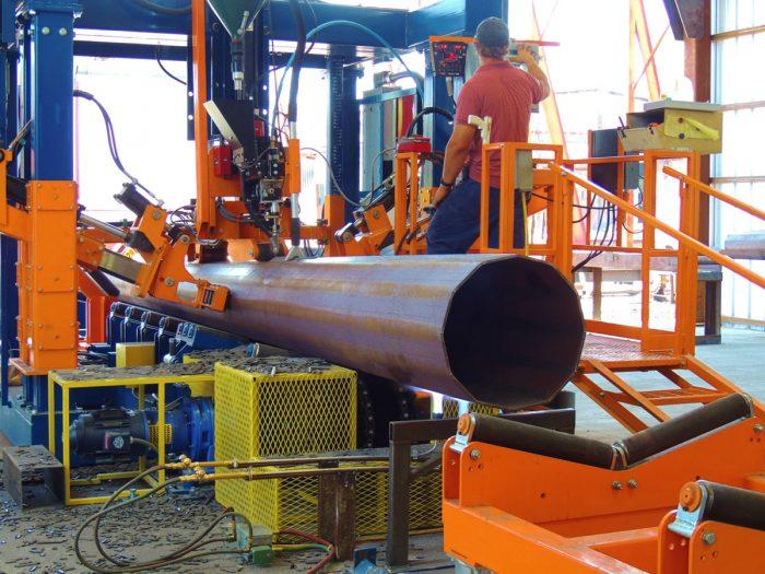 Tapertube Manufacturing Alabama