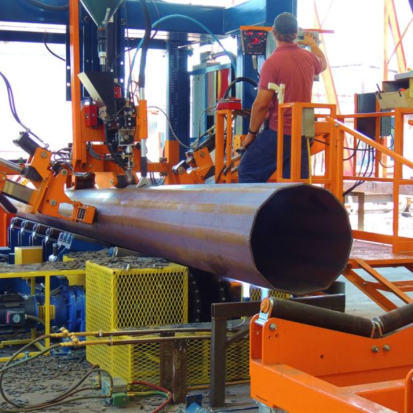 Friction Piling installation