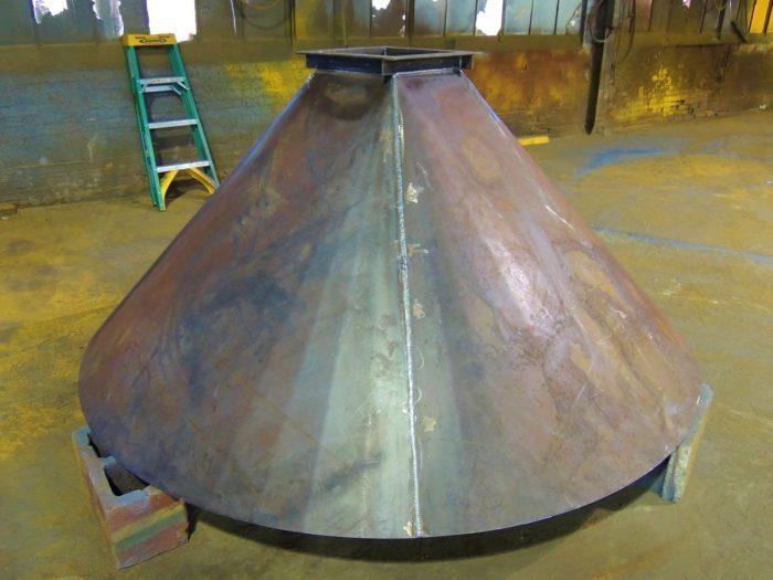 Hopper Cone (AI09)