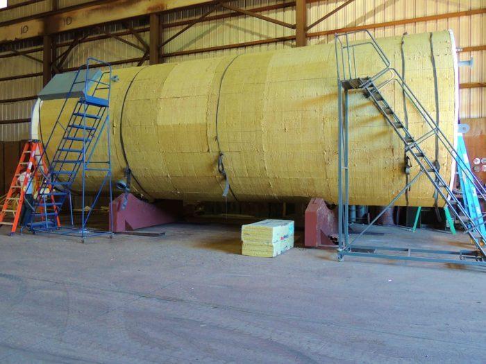 Insulated Tank (AI04)