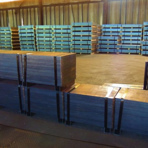 Masonry Concrete Block Pallets Alabama