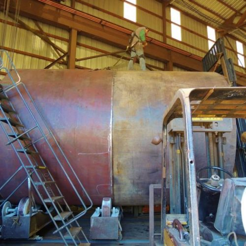 Bulk Feed Bins Fabrication Works