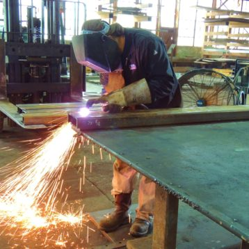 Commercial Welding Works