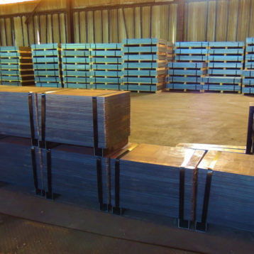 Masonary Concrete Block Pallets (SC07)