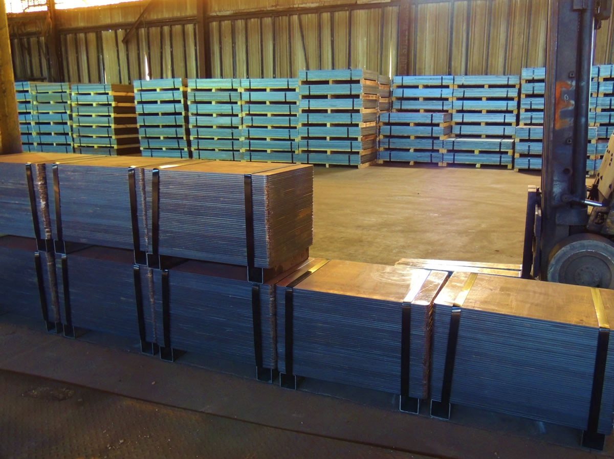 Masonary Concrete Block Pallets (SC07)