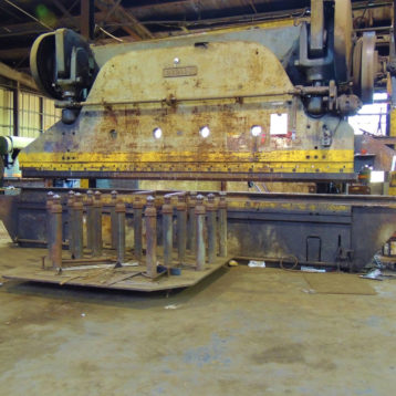 Sheet Metal Bending (Equipment02)
