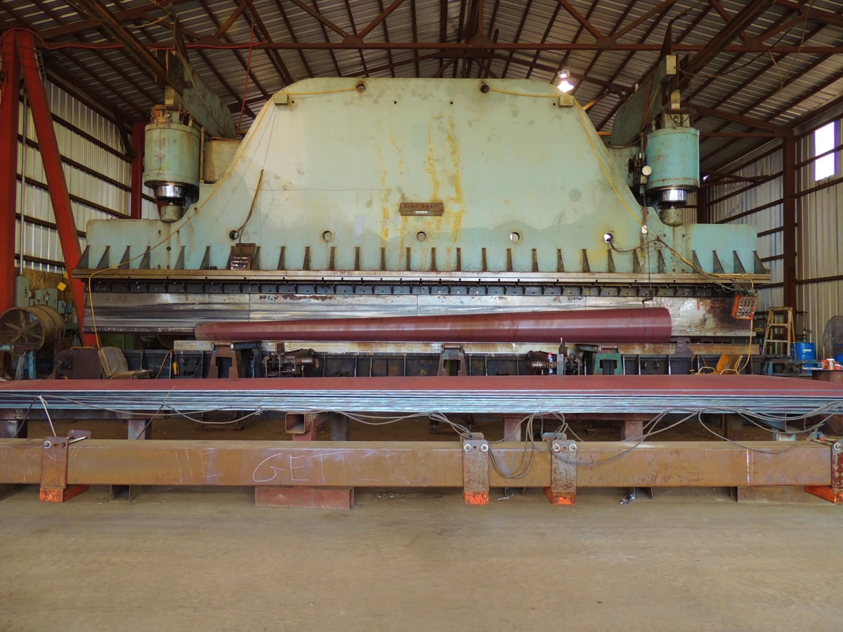 Hydraulic Press Brake (Equipment05)
