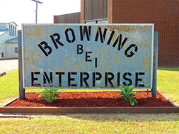 Browning Enterprises Inc.