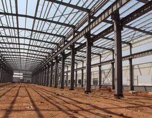 Structural Steel Fabrication Construction