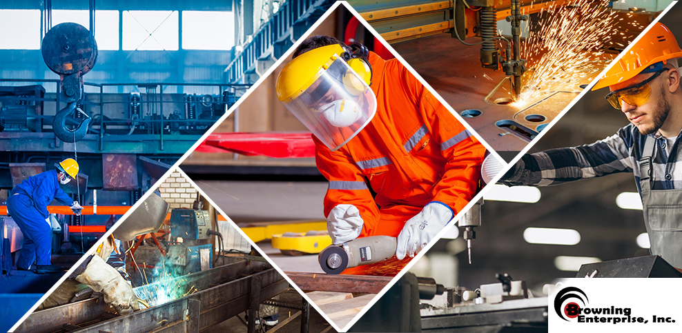Steel Processing and Fabrication
